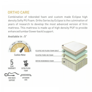 Eclipse Ortho care mattress