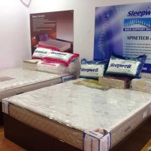 Sleepwell spintech air mattress in delhi | spinetech air mattress price in delhi