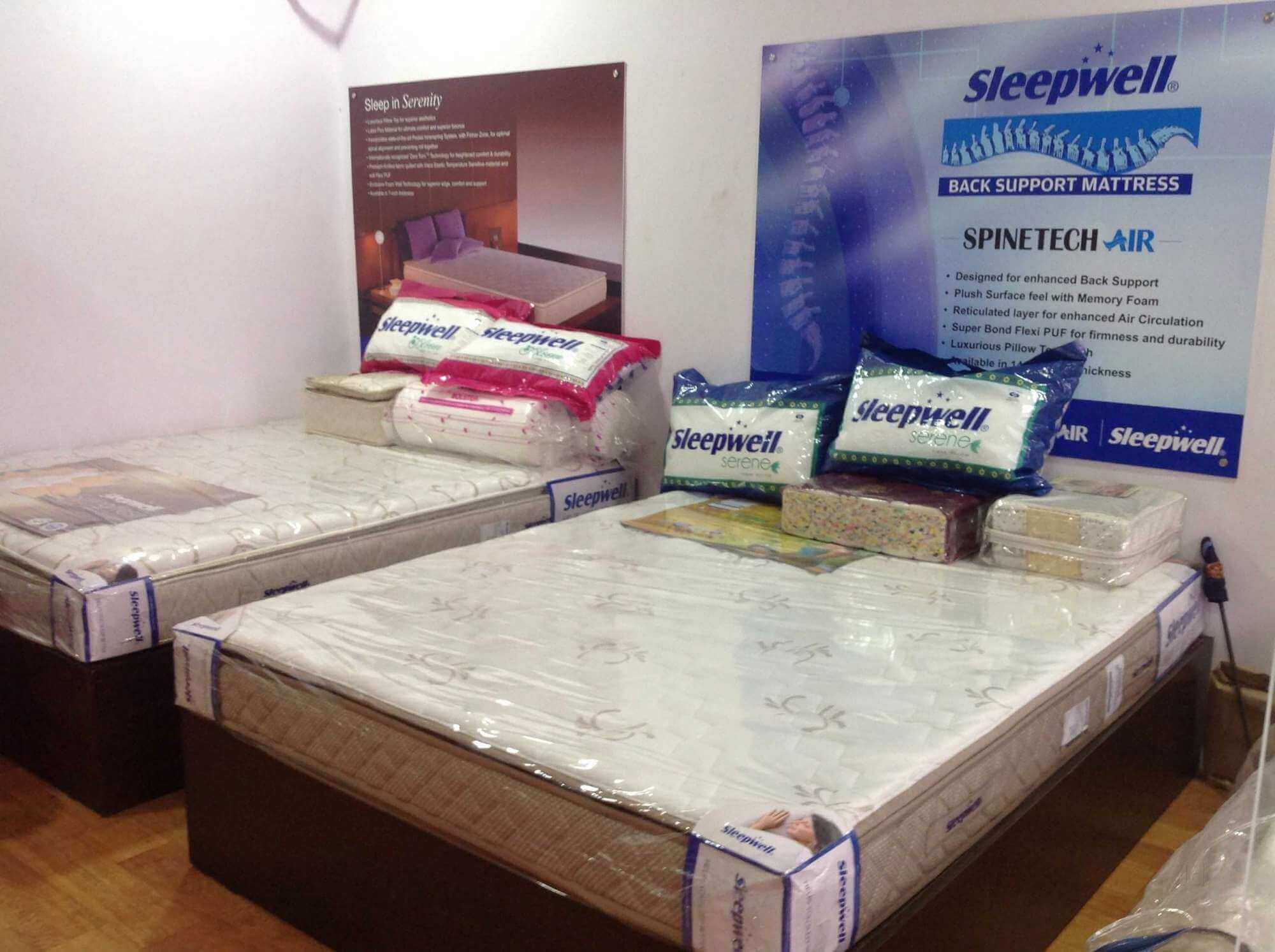 Buy Sleepwell Spinetech Air In Delhi At Best Price At Fine