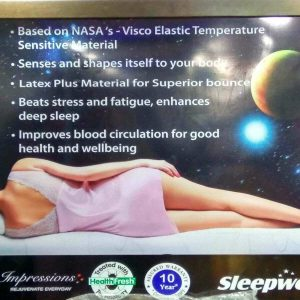 Sleepwell impression mattress in delhi | sleepwell mattress price in delhi